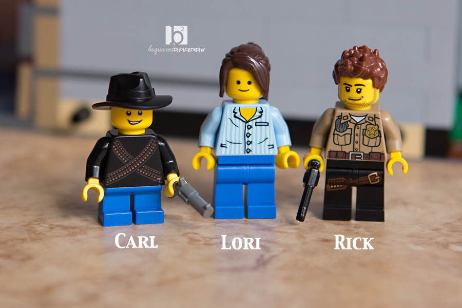 The Walking Dead In Legos Seasons 1 Amp 2 187 Bsquared Photography