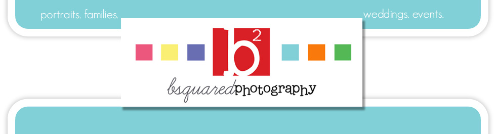 bsquared photography logo